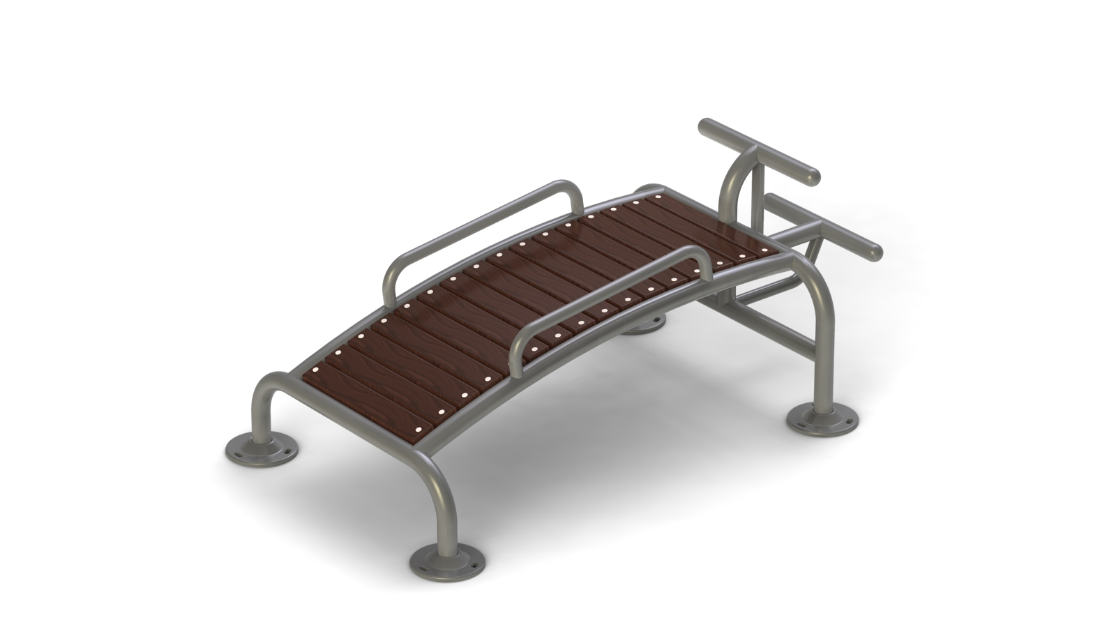 deluxe sit up bench