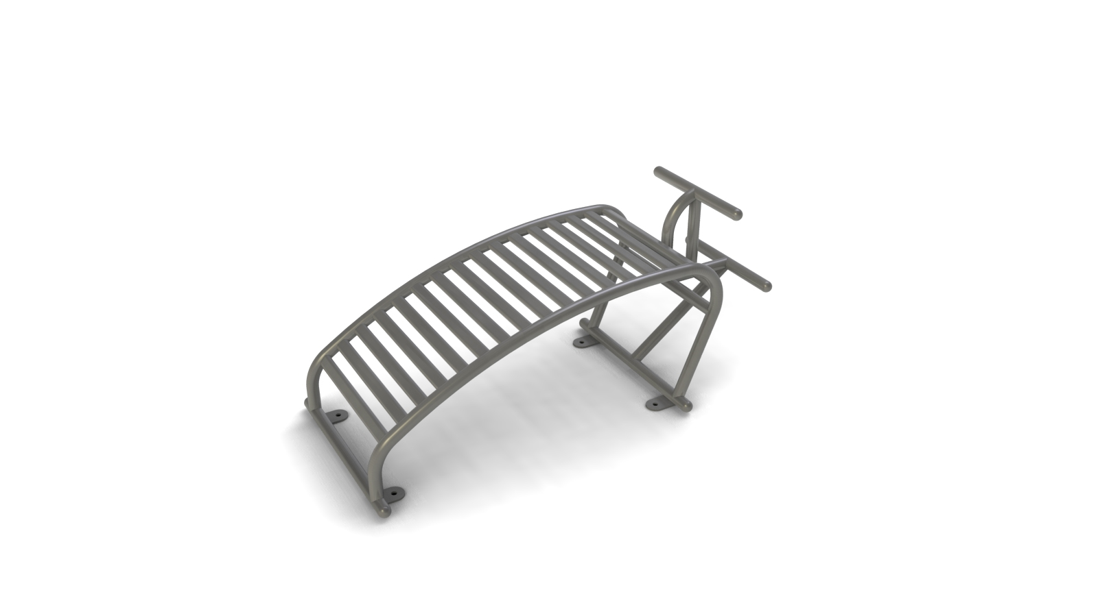single sit up bench